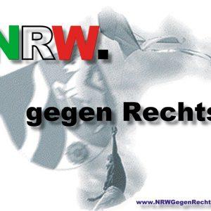 """Logo der Initiative """"NRW gegen Rechts"""""""