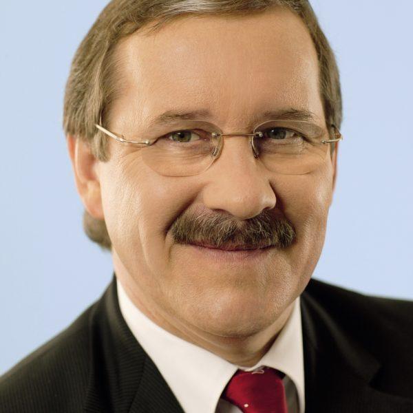 Porträtfoto von Harald Schartau