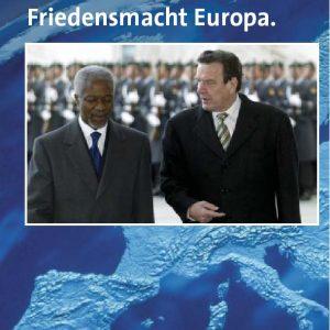 Friedensmacht Europa