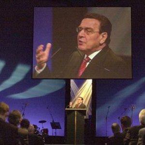 Rede von Gerhard Schröder auf der CEBIT am 11. 03. 2003
