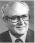 Herrmann Buschfort, Portrait, schwarz-weiss