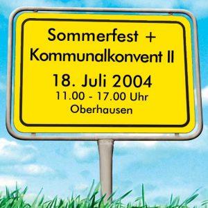 """""""Starke Menschen. Starke Städte. NRW"""": Sommerfest und Kommunalpolitisches Forum der NRWSPD"""