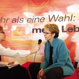 Juso-Video mit Hannelore Kraft