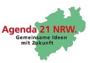 Logo der agenda21nrw