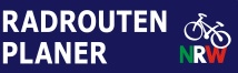 Banner Radroutenplaner NRW