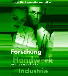 Land für Innovation. NRW.