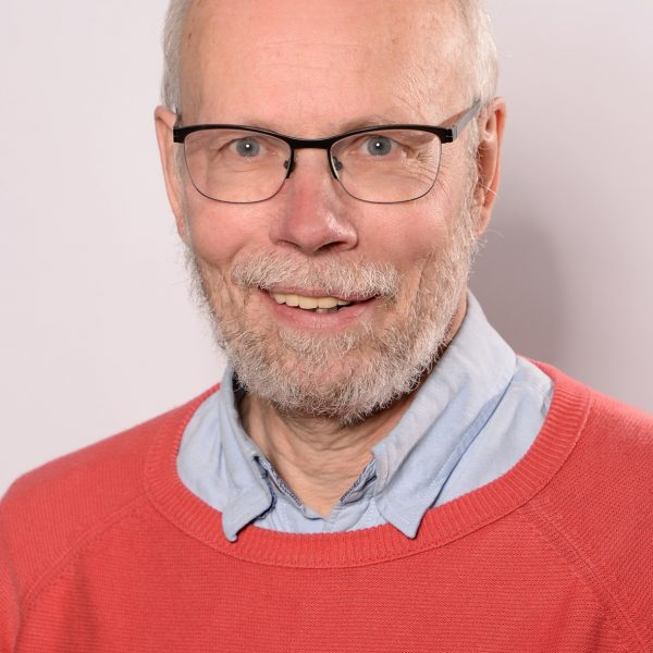Porträtfoto von Bernd Gröger