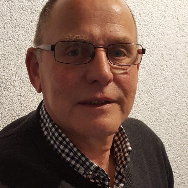 Porträtfoto von Gisbert Pohl