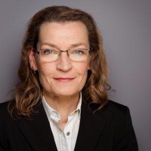 Porträtfoto von Ingrid Hack
