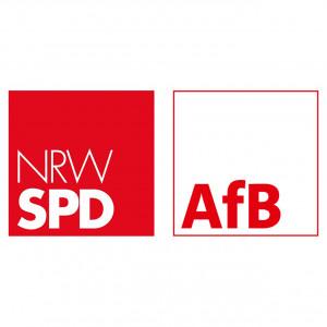 Logo NRWSPD Arbeitsgemeinschaft für Bildung