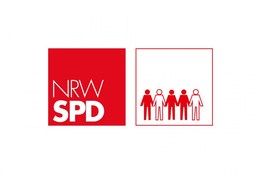 Logo NRWSPD Migration und Vielfalt