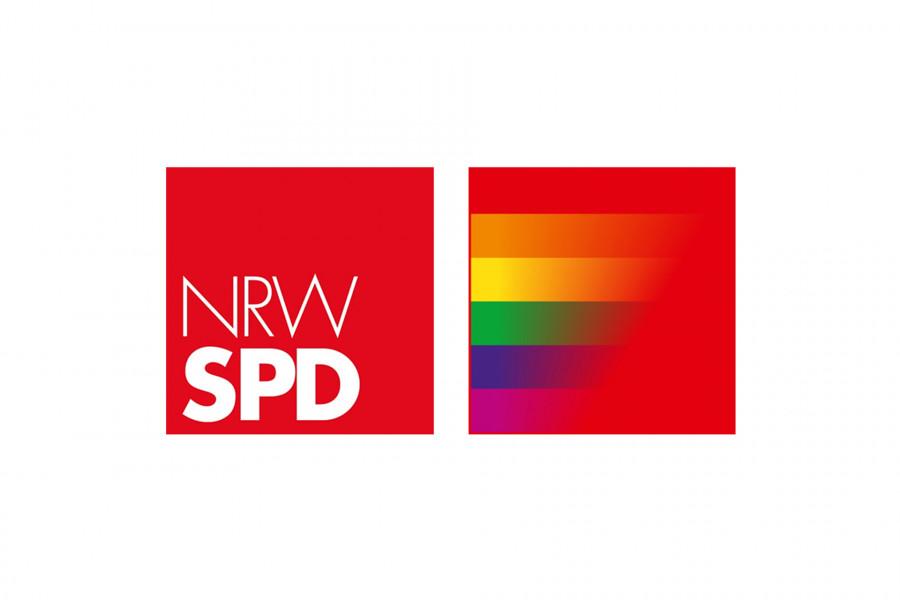 NRWSPD Logo Queer