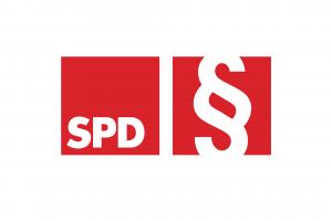 Logo der Arbeitsgemeinschaft der Juristen in der SPD