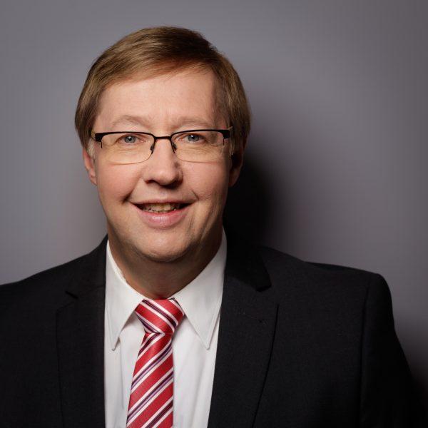 Porträtfoto von Achim Tüttenberg, SPD NRW