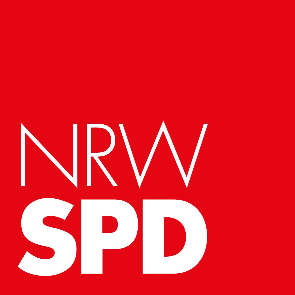 Das Logo der NRWSPD