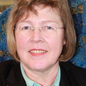 Porträtfoto von Ulla Meurer