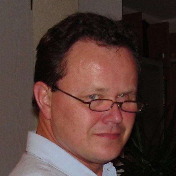 Porträtfoto von Klaus Stahl