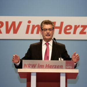 Norbert Römer, Schatzmeister der NRWSPD