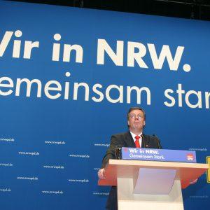 Gerhard langemeyer, Oberbürgermeister von Dortmund und Bundesvorsitzender der SGK