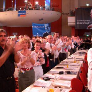 NRW-Delegation am 02. 06. 02