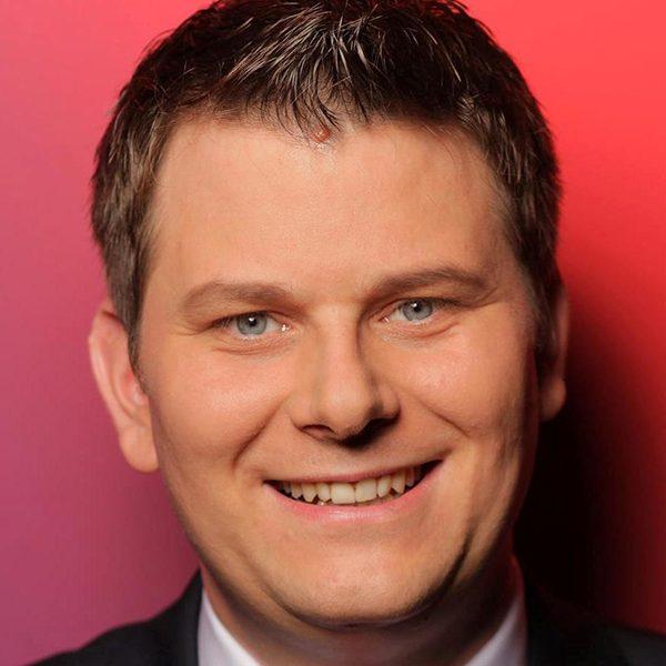Porträtfoto von Thorsten Klute