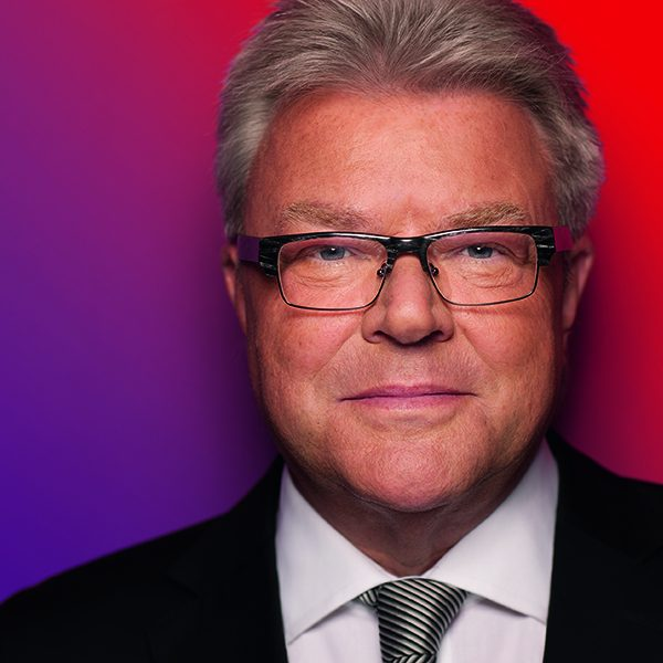 Porträtfoto von Hans-Ulrich Krüger