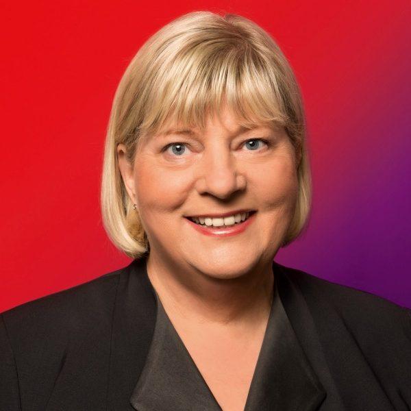 Porträtfoto von Helga Kühn-Mengel