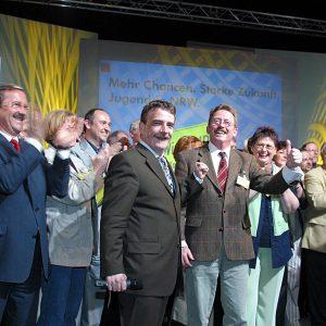Gute Stimmung, Zuversicht und Angriffslust der SPD-Bürgermeisterkandidaten