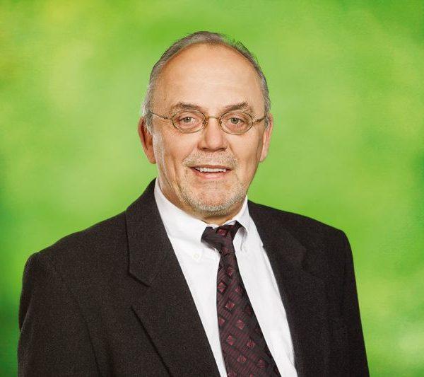 Porträtfoto von Hans-Gerd Adolphy