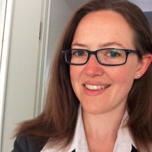 Porträtfoto von Dr. Anne Deike Riewe