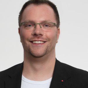Porträtfoto von Fabian Spies
