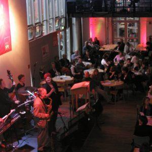 Kulturempfang im Tanzhaus NRW