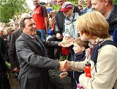 Gerhard Schröder zu Gast im Sauerland