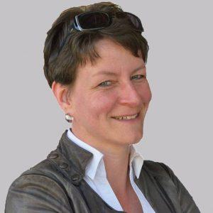 Porträtfoto von Anke Vetter