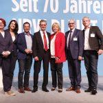 Gruppenfoto des NRW Landesvorstands