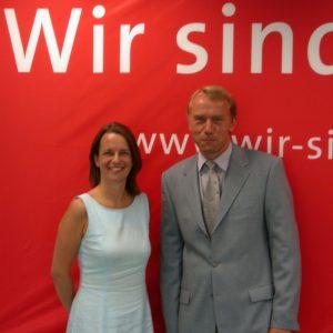 Freitagsgespräch Daldrup und Winter am 16. 08. 02