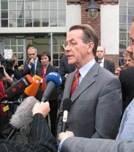 Statement von Franz Müntefering zur Diskussion um den 3. Oktober