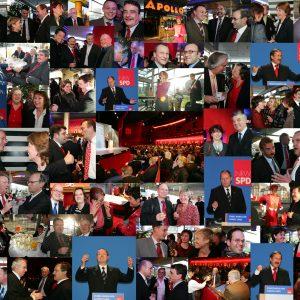 Neujahrsempfang 2005 der NRWSPD im Düsseldorfer Apollo-Theater