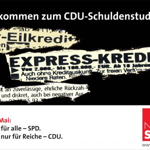 CDU-Eilkredit