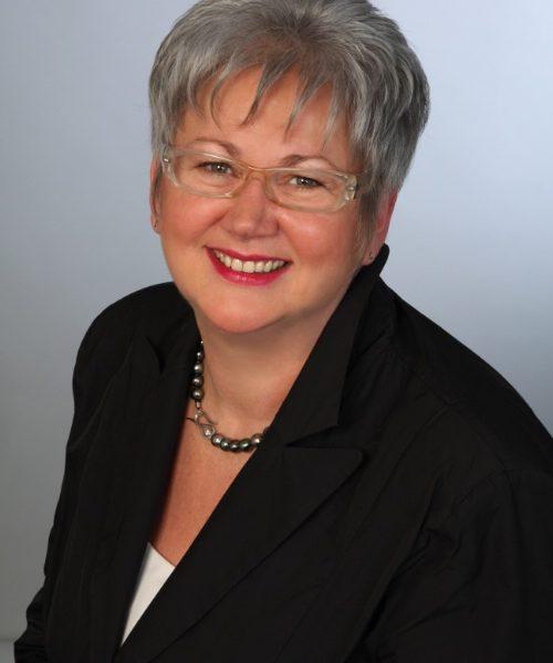 Porträtfoto von Helene Hammelrath