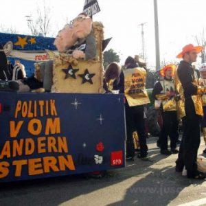 Die Jusos im Karneval