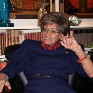 Marianne Kühn am 17. 11. 02