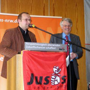 Alexander Bercht und Jochen Dieckmann