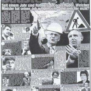 Die Bildzeitung vom 08.05.2006