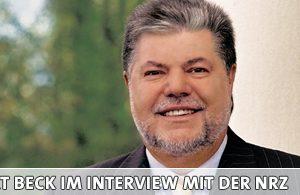 Keyvisual Kurt Beck NRZ-Interview