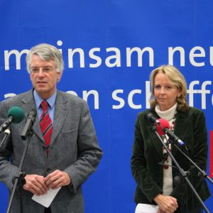 Statement von Hannelore Kraft und Jochen Dieckmann