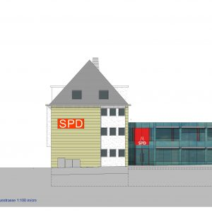 Volkshaus Köln (Grafik Planung)