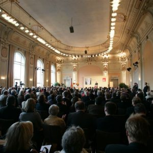 Gedenkfeier zu Ehren von Johannes Rau