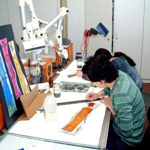 Bild zur Ausbildung Schneiderei
