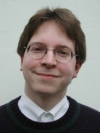 Porträtfoto von Harald Draznin
